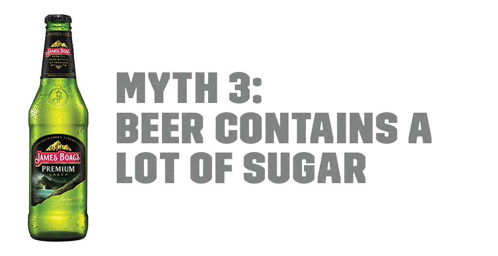5 Myths About Beer - Beer It's Beautiful